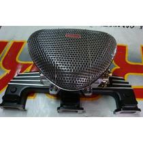Kit Coletor Engine+quadrijet+filtro Edelbrock Opala 250 4100