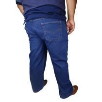 Calça Jeans Masculina Tamanho Grande Até Numero 68