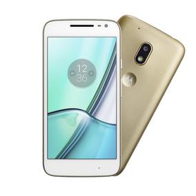 Smartphone Motorola Moto G4 Play Dtv Dourado Xt1603