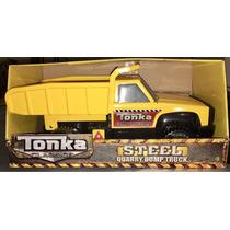 Carro Tonka Original Hasbro Mediano Nuevo Caja