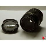 Lente Canon Ef 28-80 F:3.5 Usm Autofocus Apto Digital
