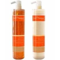 Left Hair Care Nano Papaya Kit Shampoo + Condicionador 2ml