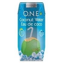 Uno. Agua De Coco 11,2 Onzas Asépticas Contenedores (paquete