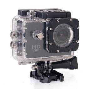 Camera Tj4000 Sports Dvr Full Hd1080 Prova Água Hero Black