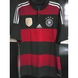 Camisa adidas Alemanha Away 2014-2015