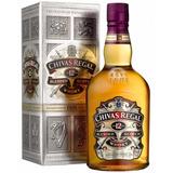 Chivas Regal Whisky 12 Anos 1 Lt Original Na Caixa