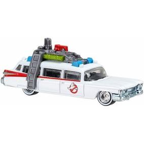 Hot Wheels Pack Ecto1 Ecto 1a Ghostbusters Caça Fantasmas