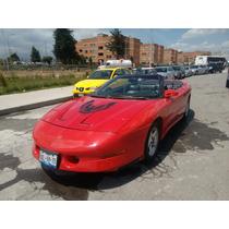 Pontiac Trans Am V8 Convertible Piel Impecable Solo Conocedo