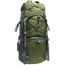 Mochila Camping 70 Litros Chenson Trilha Impermeável Caminha