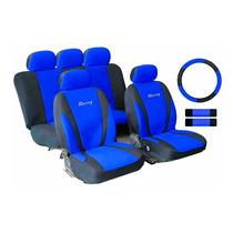 Capa Para Bancos Volante Cintos Automotivo Carro Esportiva