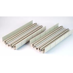 Kato N - Laje De Concreto Reta, Dupla: 186mm - 20-411