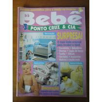 Revista Agulha De Ouro - Ponto Cruz E Cia (nº23) - Jun/2001