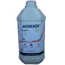 Shampoo Natural Neem Nim Pet 5 L - Pulgas E Carrapatos