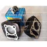 Kit Cilindro Pulsar 200 Oil Cooled Pulsar 180 Ug Gt Racing