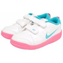 Zapatillas Nike Pico Lt (tdv) Niñas Bebes Urbanas 619047-146