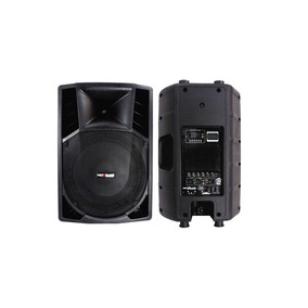 Caixa Acustica Amplificada Hotsound Hsb 12 E 200wrms