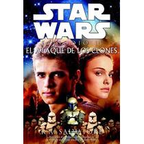 Star Wars Episodio 2: El Ataque De Los Clones Tapa Dura Dhl
