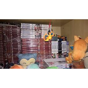 Coleção Completa Manga Fairy Tail 1 Ao 56 Em Andamento!