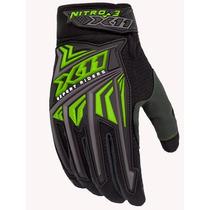 Luva X11 Nitro Motoqueiro Motocross Moto Motoboy Motoquero