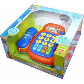 Paw Patrol Telefono Didactico Con Melodias Nick Jr Original