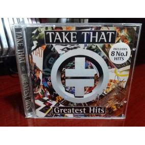 Cd - Take That Greatest Hits Importado