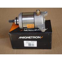Motor Arranque Partida Cg150 Titan Flex Mix Fan Es Magnetron