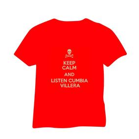 Remera Cumbia Villera N°2