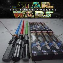 Espada Sabre Star Wars Espacial+pilhas C/ Luz E Som + Pilhas