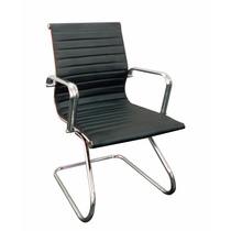 Cadeira De Escritório Fixa Interlocutor Charles Eames Hb101