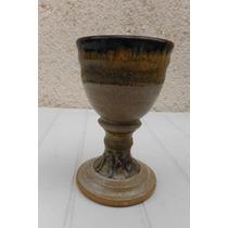 Copa De Ceramica Artesanal Hecha A Mano Souvenir