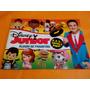 Álbum Completo Disney Junior Con Sus Figus A Pegar