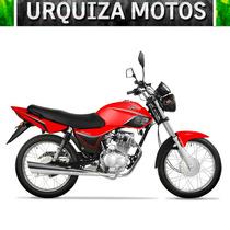 Moto Motomel Cg 150 Serie 2 Base S2 Titan Rx 0km Street