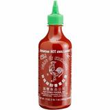 Molho Pimenta Sriracha Galo Original Usa 482g C/nota Set2019