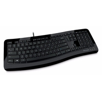 Teclado Microsoft Comfort Curve Keyboard 3000 Ergonômico +nf