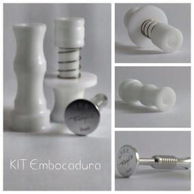 Trompete- Kit Embocadura(kit Contém 03 Acessórios) Trompvic