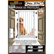 Portão Grade De Proteção Portas Grátis Um Extensor 10 Cm
