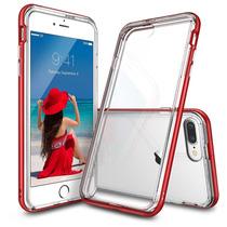 Funda Case Ringke Frame Para Iphone 7 Plus Bumper Fuerte