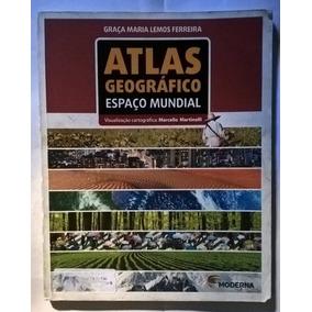 Atlas Geográfico Espaço Mundial