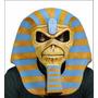 Iron Maiden Mascara Powerslave - Neca Egito Eddie