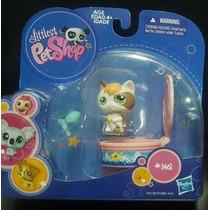 Littlest Pet Shop - Blister Figura Basica - Tuni 93487 93488
