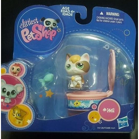 Littlest Pet Shop - Blister Figura Basica - Tuni 93487 93488
