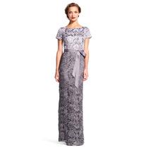 Vestido De Noche Adrianna Papell By Daluma Boutique