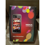 Nokia 5530 Xpressmusic Retro Clásico Telcel Touch Wifi Nuevo