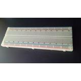 820 Ptos Protoboard Circuito Electronico