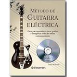 Libro: Método Completo Guitarra Eléctrica - Parramon