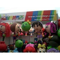 Piñatas Kbzonas Y Todo Para Tu Fiesta Ivanatoys