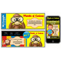 Kit Imprimible Jorge El Curioso: Tarjetas, Candy Bar Torta