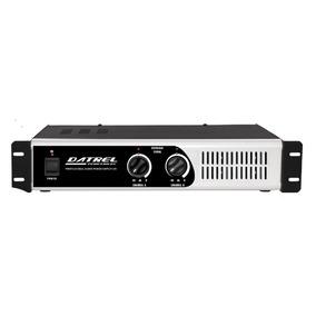 Amplificador De Potencia Profissional 300w Rms Total Datrel