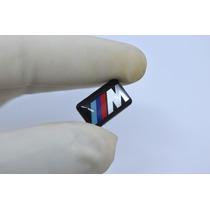 Emblema Bmw M Rodas Volante M3 M5 X1 118 120 130i 320 335 Z4