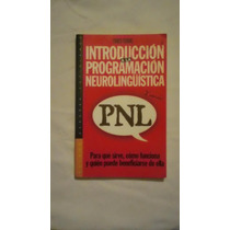 Libro Introducción A La Programación Neurolingüística, Thies